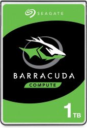 "Seagate BarraCuda  1TB 2.5"" 5400RPM SATAIII belső merevlemez"
