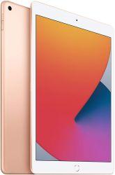 """Apple iPad 8 10.2"""" 128GB Wi-Fi + 4G arany tablet"""
