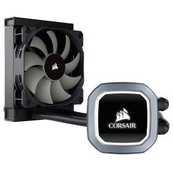 Corsair Hydro Series H60, 120mm PWM fan, 28.3 dB(A) vízhűtés