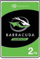 "Seagate BarraCuda 2TB 2.5"" 5400RPM SATAIII belső merevlemez"