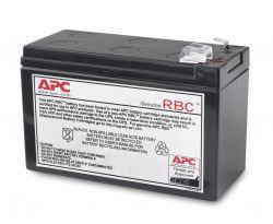 APC #110 APCRBC110 84VAh eredeti csereakkumulátor