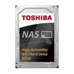"""Toshiba N300 4TB 3.5"""" 7200RPM SATAIII 128MB szerver merevlemez"""