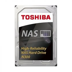 """Toshiba N300 6TB 3.5"""" 7200RPM SATAIII 128MB szerver merevlemez"""