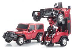 G21 R/C Troopers Crazy piros Strong Wall játék robot