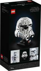 Lego® (75276) Star Wars™ Birodalmi rohamosztagos sisak