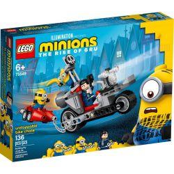 Lego® (75549) Minions Megállíthatatlan motoros üldözés