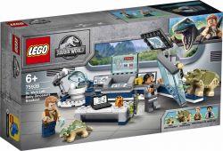 LEGO® (75939) Jurassic World Dr. Wu laborja: Bébidinoszauruszok szöké