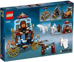 LEGO® (75958) Beauxbatons hintó: Érkezés Roxfortba
