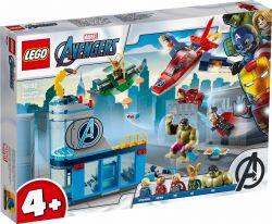 LEGO® (76151) Super Heroes Venomosaurus támadás
