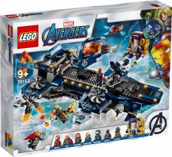 LEGO® (76153) Super Heroes Bosszúállók Helicarrier