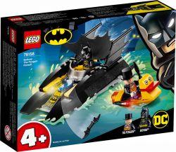 LEGO® (76158) Super Heroes Pingvinüldözés a Batboattal!