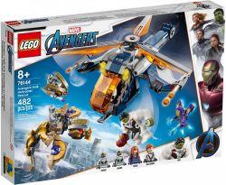 LEGO® (76144) Bosszúállók Hulk helikopteres mentése