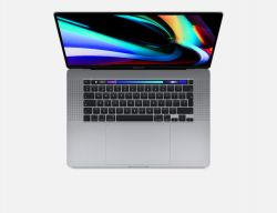 Apple MacBook Pro 16 MVVK2ZE/A Intel i9, 16GB memória, 1TB szürke notebook