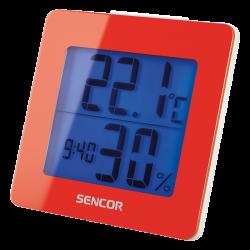 Sencor SWS 1500 RD ébresztőórás időjáráskészülék