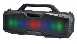 Rebeltec SoundBox 420 Bluetooth, 30 W, USB, AUX, FM fekete hangszóró