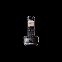 PANASONIC KX-TG2511HGT DECT fekete asztali telefon