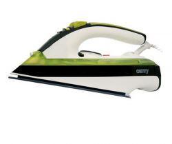 Camry CR 5025 3000 W, anti-calc zöld-fehér-fekete gőzölős vasaló