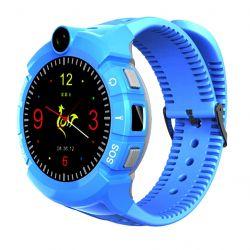 Art Watch Phone Kids SMART LOK-3000B GPS, WIFI, 400 mAh kék okosóra
