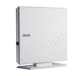 ASUS SDRW-08D2S-U Lite Fehér Dobozos Slim Külső DVD író