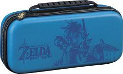 BigBen Interactive NNS42 Nintendo Switch The Legend of Zelda kék-mintás keménytok