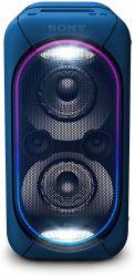 Sony GTK-XB60 Extra Bass, akkumulátor bluetooth kék hangszóró