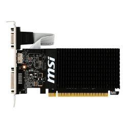 MSI GeForce GT 710 1GD3H LP 1GB DDR3 64 bit passzív videókártya