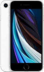 "Apple iPhone SE (2020) 4.7"" 128GB Dual SIM 4G/LTE fehér mobiltelefon"