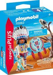 Playmobil® (70062) Special PLUS Indián törzsfőnök