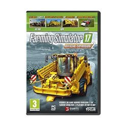 Farming Simulator 17 Official Expansion 2 (PC) játékszoftver