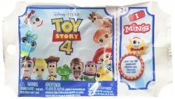 Mattel 54691 Toy Story mini figurák