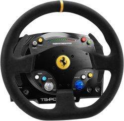 Thrustmaster TS-PC Racer Ferrari 488 Challenge Edition PC fekete kormány