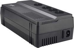 Apc BV500I-GR BV Easy 500VA AVR, 230 V fekete szünetmentes tápegység