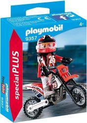 Playmobil® (9357) Special PLUS Motocross-versenyző