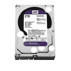 Western Digital Purple 2TB 5400RPM SATAIII belső merevlemez