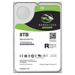 "Seagate BarraCuda 8TB 3.5"" 5400RPM SATAIII belső merevlemez"