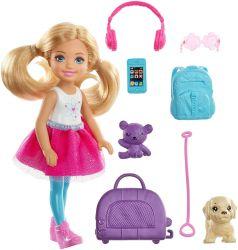 Mattel Barbie (FWV20) - Dreamhouse Adventures Chelsea baba