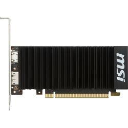 MSI GeForce GT 1030 2GH LP OC Gaming 2GB DP, HDMI aktív videókártya