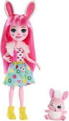 Mattel Enchantimals Bree Bunny Doll & Twist figura