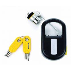 Kensington MicroSaver® Retractable Lock kulcszáras zár, behúzható vezeték