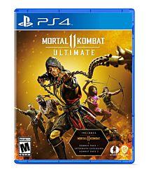 Mortal Kombat 11 Ultimate (PS4) játékszoftver
