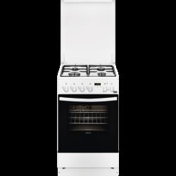 Zanussi ZCK553G1WA 3000W 61L fehér kombinált tűzhely