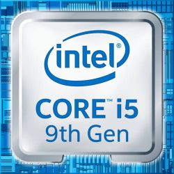 Intel Core i5-9500, Hexa Core, 3.00GHz, 9MB, LGA1151, 14nm, OEM processzor
