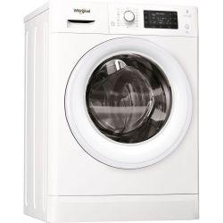 Whirlpool FWSD61253W EU keskeny elöltöltős fehér mosógép