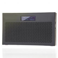 Art RADA AZ1000 DAB+/FM, LCD fekete rádió