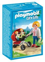 Playmobil® (88394) CITY Iker babakocsi