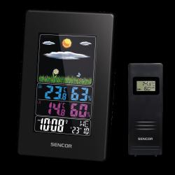 Sencor SWS 4000 Meteorológiai állomás vezeték nélküli érzékelővel