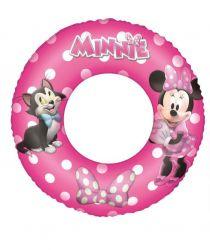 Bestway 56 cm Minnie egér mintás úszógumi