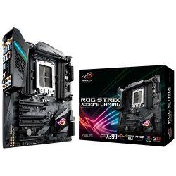 ASUS TR4 ROG STRIX X399-E, AMD X399, ATX gaming alaplap