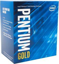 Intel Pentium G5620, Dual Core, 4.00GHz, 4MB, LGA1151, 14nm, 47W, VGA, Dobozos processzor