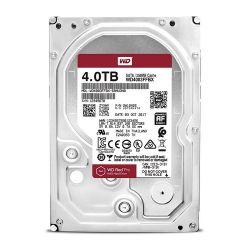 "Western Digital WD Red Pro 3.5"" 4TB SATAIII 7200RPM 256MB belső merevlemez"